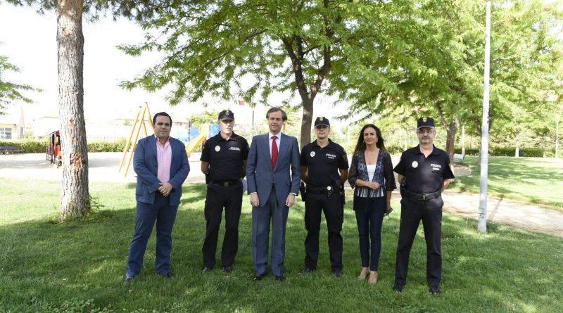 Campaña de control de alcohol en los parques