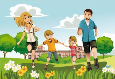 Día de la Familia en el Parque Víctimas del terrorismo
