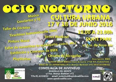 Festival de Música Joven y Ocio Nocturno