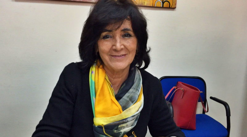 Lucía Casares Díaz. Diputada PSOE Asamblea de Madrid