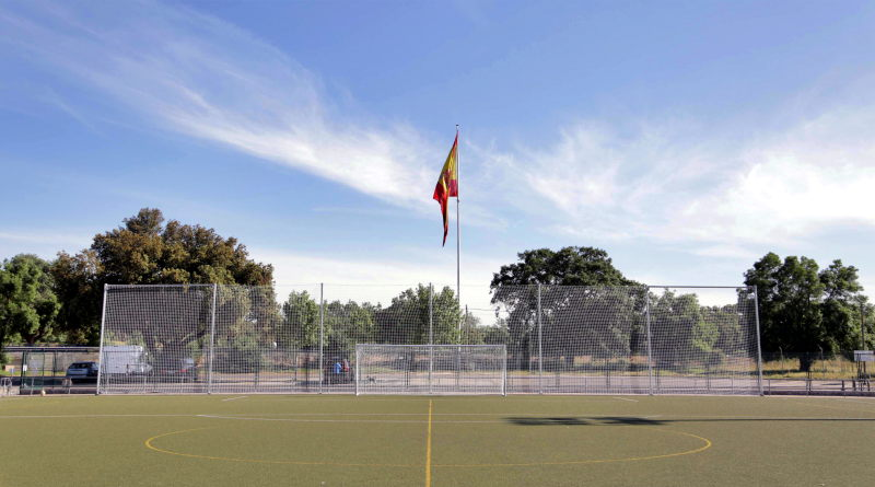 Nuevas redes en el Polideportivo Municipal