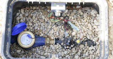 Sistema de telegestión para optimizar el uso de agua en los parques de Boadilla