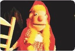 Títeres Caperucita Roja