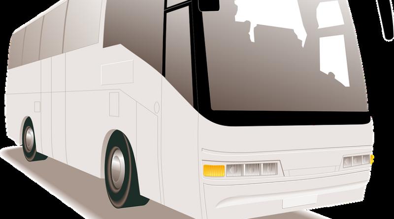 Autobús lanzadera para el colegio José Bergamín