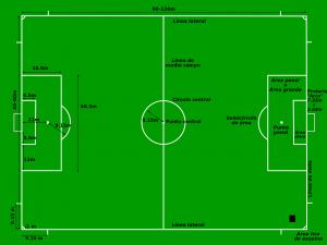 Campo de fútbol para carátulas2