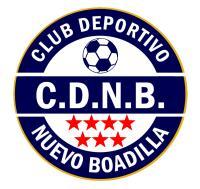 Escudo del Club de Fútbol Nuevo Boadilla