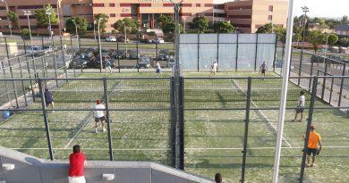 I Torneo Nacional de Padel adaptado en Boadilla del Monte