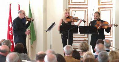 conciertos del palacio del Infante Don Luis de Boadilla del Monte