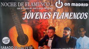 Grupo Jóvenes flamencos