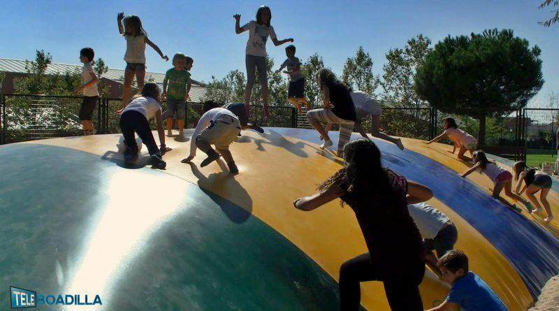 Renovación del Parque de Víctimas del terrorismo