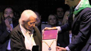 redibe el Premio Palacio del Infante