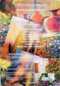 Exposición Chelo Cantador