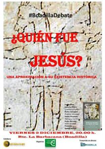 Coloquio: ¿Quien fue Jesús?