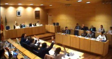 Pleno del Ayuntamiento Octubre