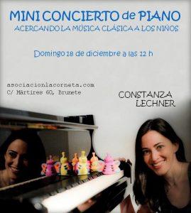 Concierto Constanza Lechner