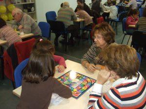 Campamento de Navidad para abuelos y nietos en Boadilla