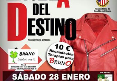 """Musical """"La fuerza del destino"""". 17 junio"""