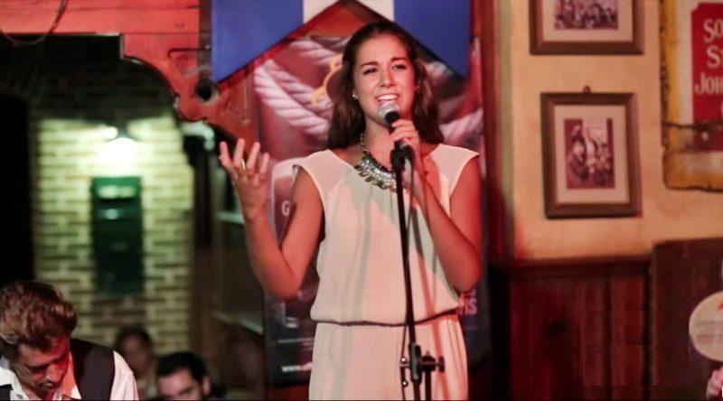 María Herrera cantaora