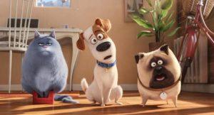 Película Mascotas
