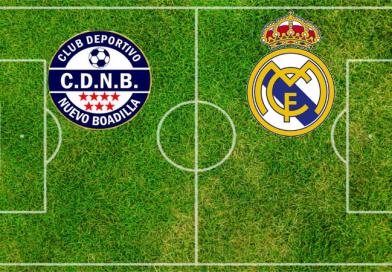 Hemos visto: Fútbol Alevines. Nuevo Boadilla A 1  –  Real Madrid A 10