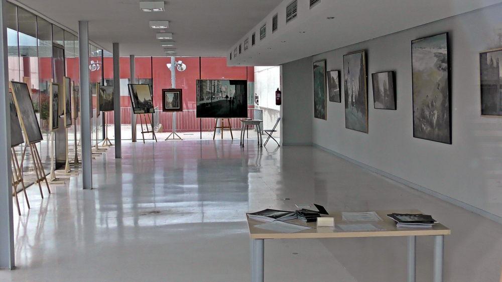 exposición ALFONSO GONZÁLEZ ARAUZO