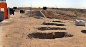 excavaciones cerro de San Babilés