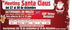 Meeting Santa Klaus