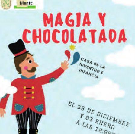 Magia y chocolatada