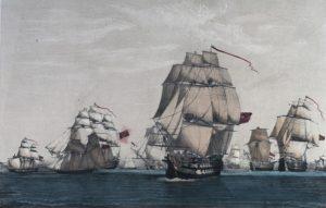 Historia Naval