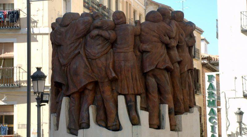 Monumento martires de atocha