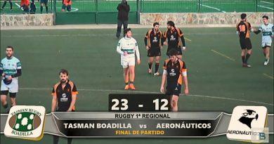Rugby Tasman Aeronáuticos
