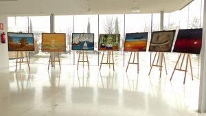 Exposición: Emi Justicia Quesada @ Auditorio Municipal | Boadilla del Monte | Comunidad de Madrid | España