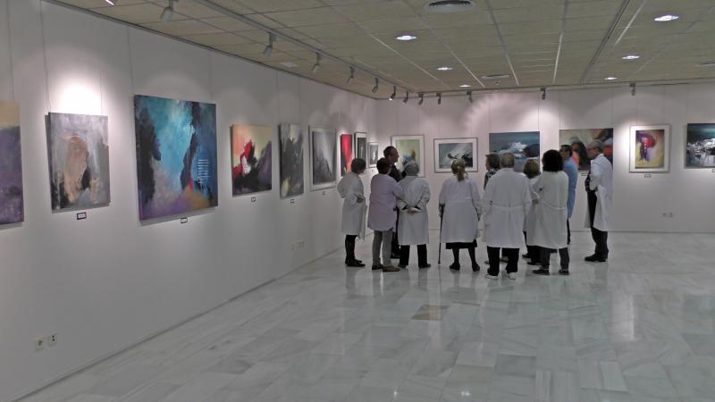 Exposición: Daniel Martín Figueroa @ Centro de formación | Boadilla del Monte | Comunidad de Madrid | España