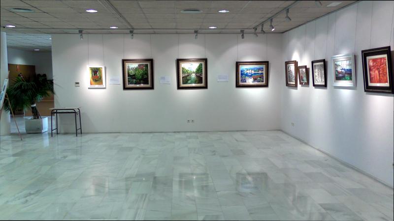 Exposición de Ángel Casado
