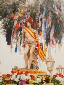 Fiesta de San Sebastián. 19 y 20 de enero de 2017