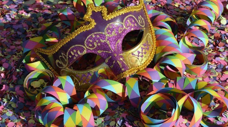 Máscara de Carnaval en Boadilla 2017