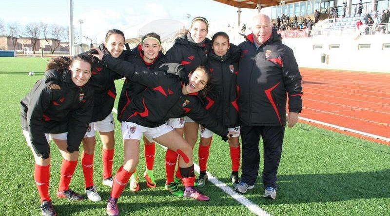 seleccion futbol femenino madrid