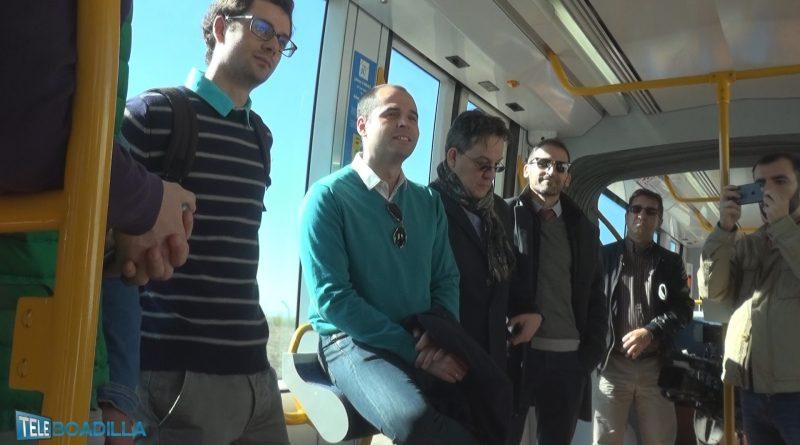 Autobuses eléctricos en lugar del Metro Ligero2