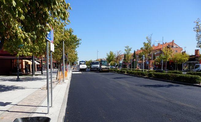 Avenida Infante Don Luis de Boadilla