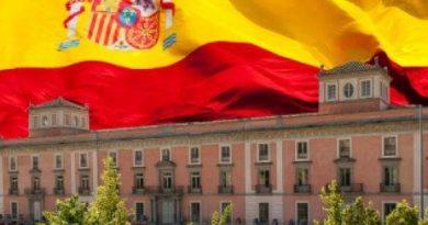 Cartel Jura de Bandera de civiles en Boadilla del Monte