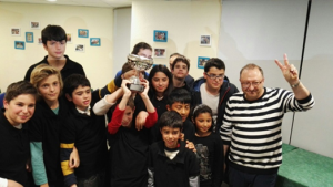 Equipo de ajedrez de Jaque Mate Boadilla