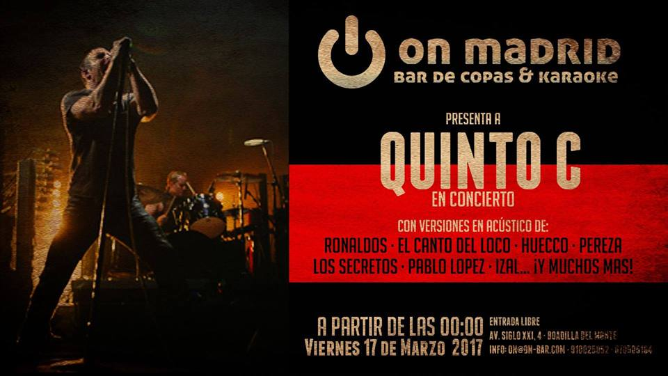 Quinto C en On Madrid