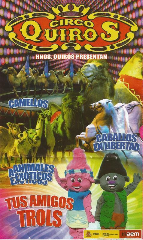 Circo Quiros @ Recinto Ferial | Boadilla del Monte | Comunidad de Madrid | España