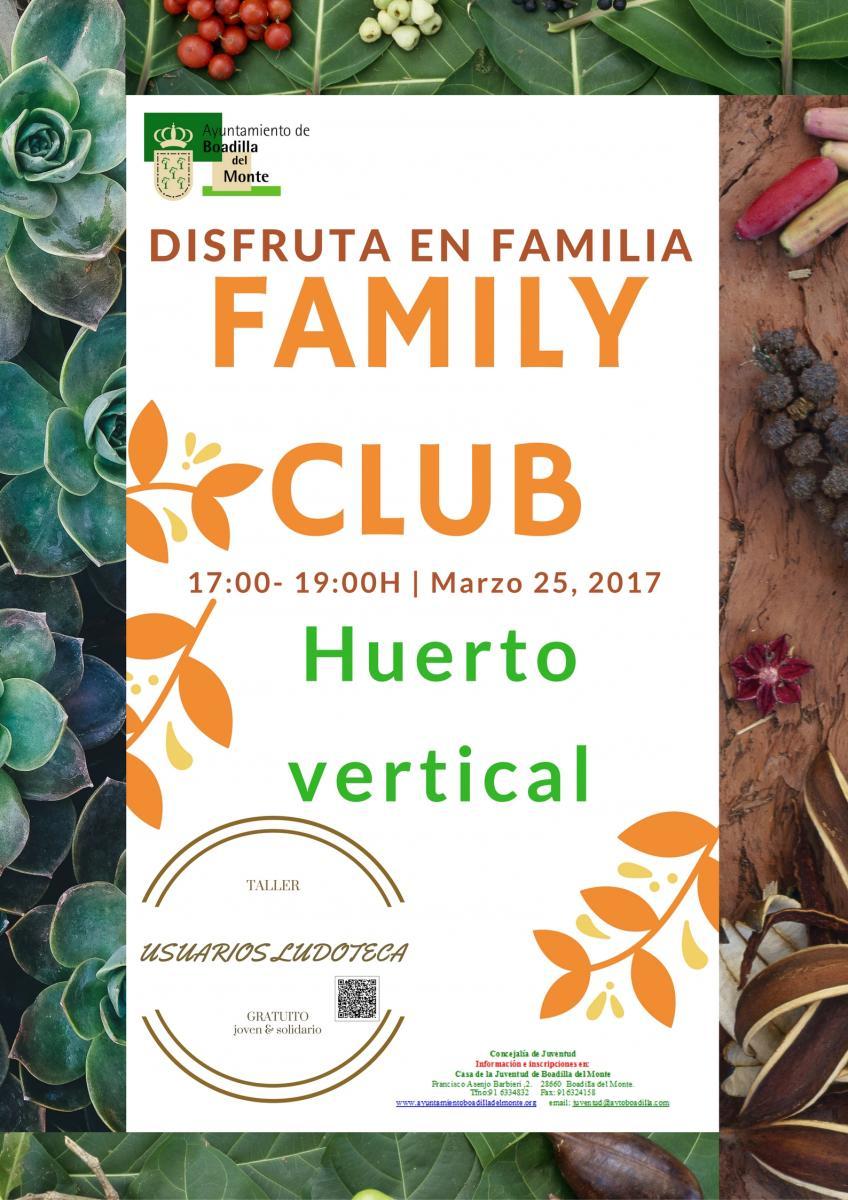 Huerto vertical @ Casa de la Juventud | Boadilla del Monte | España