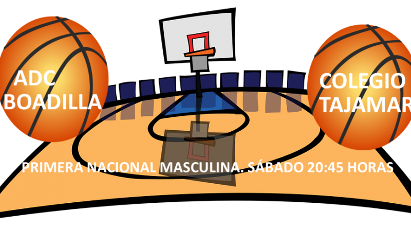 ADC BOADILLA VS COLEGIO TAJAMAR