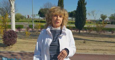 Delia López. Portavoz PSOE Boadilla