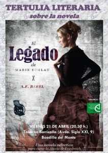 """Tertulia """"El legado"""""""