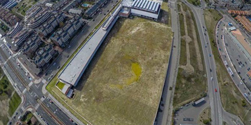 Imagen aérea de Boadilla