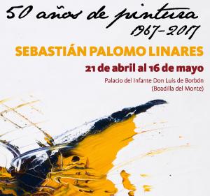 Obra pictórica de Sebastián Palomo Linares en Boadilla