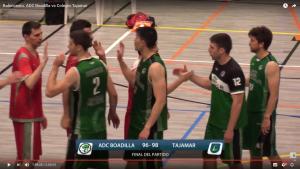 Balonceso ADC Boadilla vs Tajamar